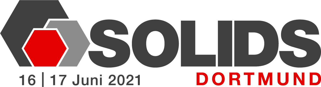 Messe SOLIDS Dortmund 16/17 Juni 2021