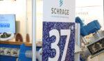 Schrage GmbH Messestand auf der Schüttgut Easyfairs 2015