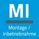 Icon Dienstleistung Montage und Inbetriebnahme