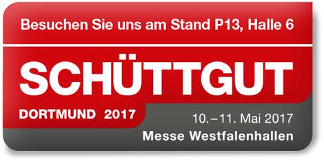 Banner Schüttgut Easyfairs 2017