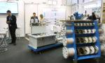 Schrage GmbH Messestand auf der Schüttgut Easyfairs 2017